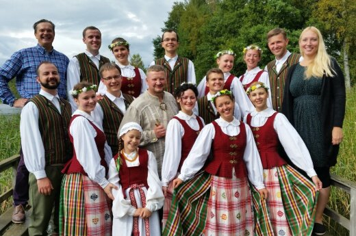 Baltic Unity Day in Sweden