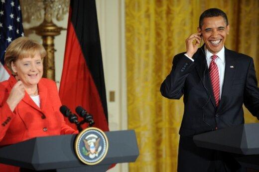 Berlynas (ne)laukia Baracko Obamos