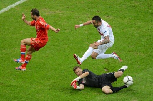 Euro 2012: Koniec fazy grupowej