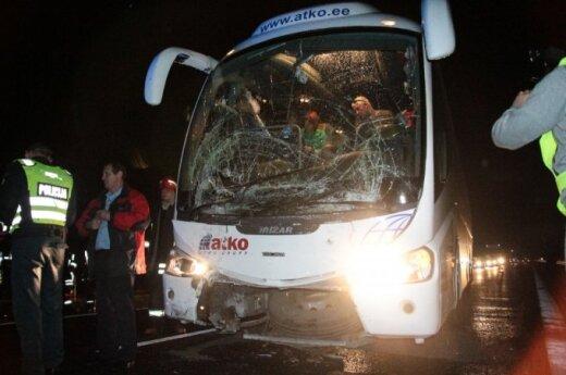 В ДТП на магистрали Каунас-Клайпеда погиб ребенок