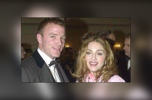 Madonna ir Guy Ritchie