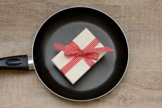 Žmogų pažinsi iš supakuotų dovanų