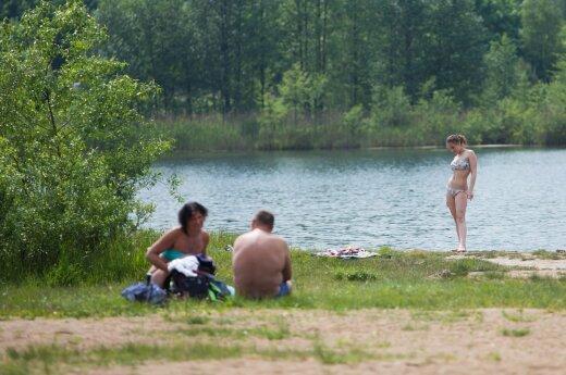 Poilsis prie ežero baigėsi vaikų ašaromis: buvau šokiruota