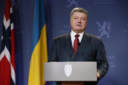 Ukrainos prezidentas iš artėjančio viršūnių susitikimo Berlyne daug nesitiki