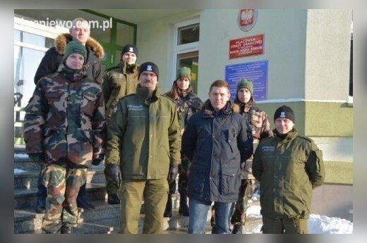 Studenci z Litwy na praktyce w Polsce
