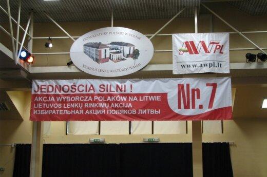 Konwencja wyborcza AWPL, fot. Ryszard Rotkiewicz