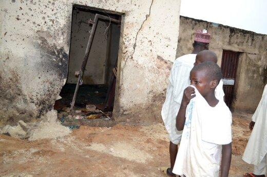 В результате взрывов в столице Нигерии погибли 15 человек
