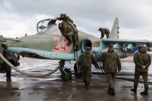 Большинство россиян поддержали вывод войск из Сирии