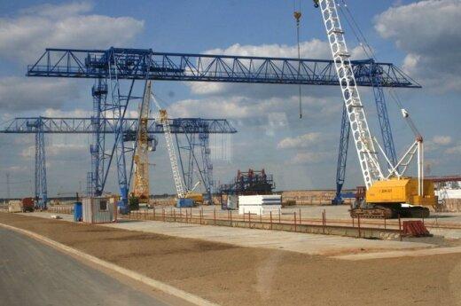 Заготовки корпуса реактора для белорусской АЭС поставят к апрелю