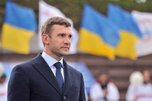У Шевченко все шансы стать главным тренером сборной Украины
