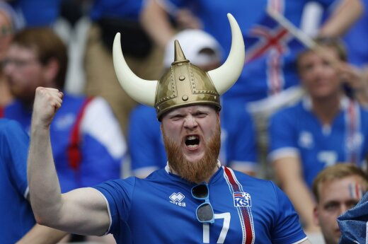Исландский комментатор впал в экстаз после второго гола сборной австрийцам