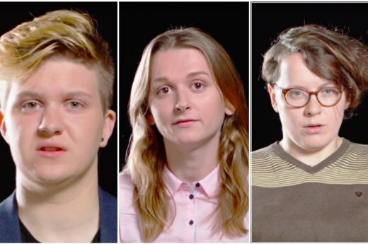 Transgender Lithuanians share their stories in online videos