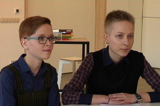 D. Stonė ir M. Beržnaskaitė-Kašėtienė susitikime su mentoriais sulaukė pastabos savo produkciją skaičiuoti pinigais, o ne kilogramais.