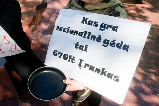 Udrėnas: Minimalne wynagrodzenie na Litwie jest jedno z najmniejszych w Europie