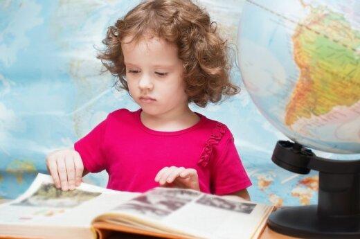 Vaikas neskaito? Pradėkite nuo savęs