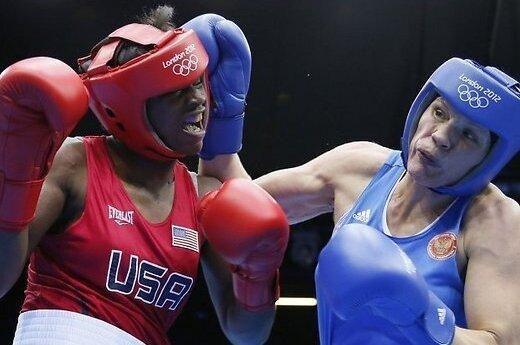 Впервые на Олимпиадах разыграны медали в женском боксе