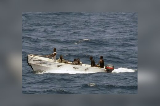 ЕC начал операцию против сомалийских пиратов