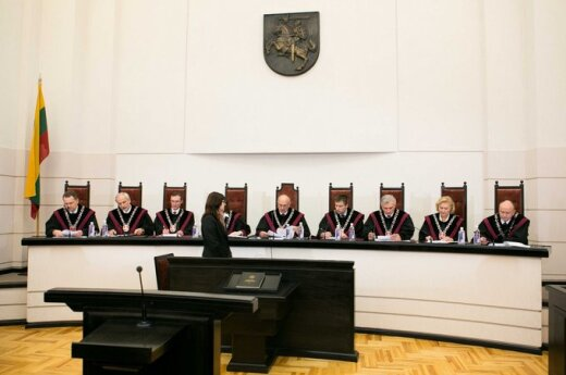 Wniosek Sądu Konstytucyjnego