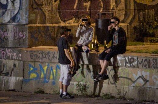 Комитет Cейма Литвы хочет запретить употребление алкоголя до 20 лет