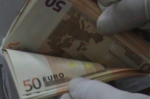 Lithuanian police open 30 investigations into euro counterfeits