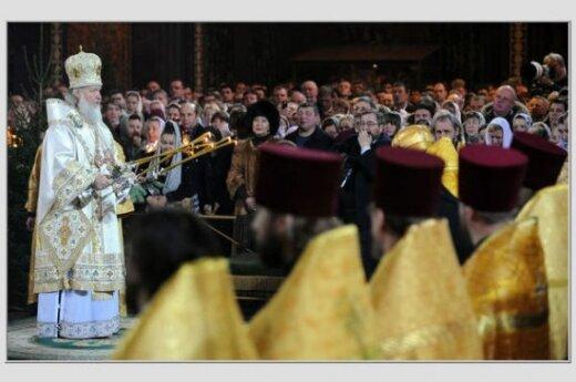 Православный мир отмечает Рождество