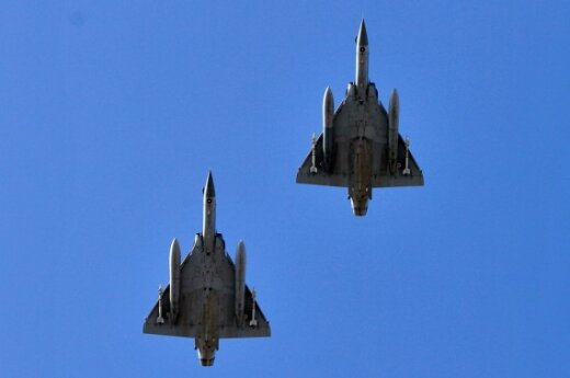 В небе Латвии пройдут учения истребителей НАТО
