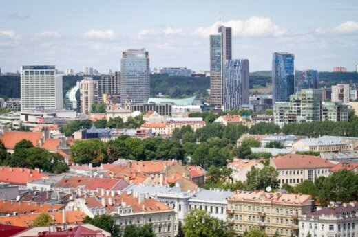Вильнюс - самая недорогая столица среди стран Балтии