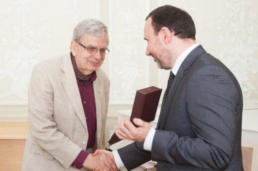 Tomas Venclova, Arūnas Gelūnas