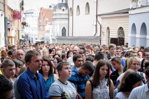 Турпоток из России увеличился только в Литву