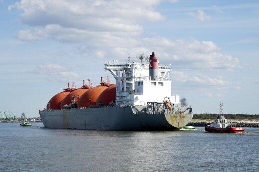Экономисты: через несколько лет терминал СПГ будет неактуален для Литвы