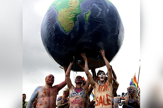 Antiglobalistai