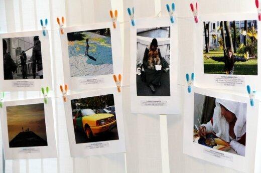 Seime apdovanoti geriausi pilietiškų nuotraukų autoriai