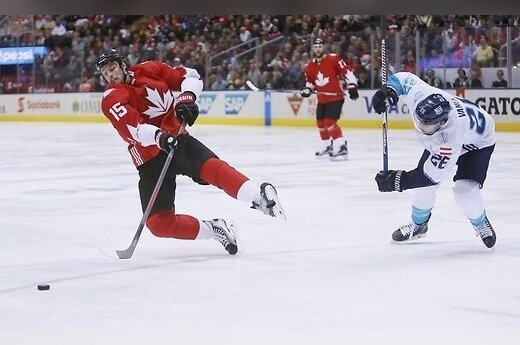Канада выиграла у сборной Европы первый матч финала Кубка мира