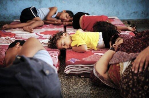 Kai žudomi civiliai: siaubas Artimuosiuose Rytuose