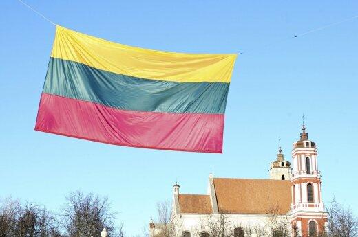 Литва отмечает 99-летие восстановления государства