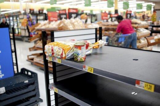 США урезают продовольственное пособие для бедных