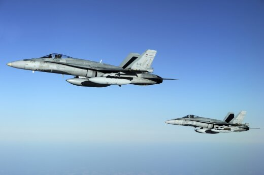 NATO military jets