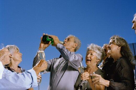 Alkoholis, vakarėlis