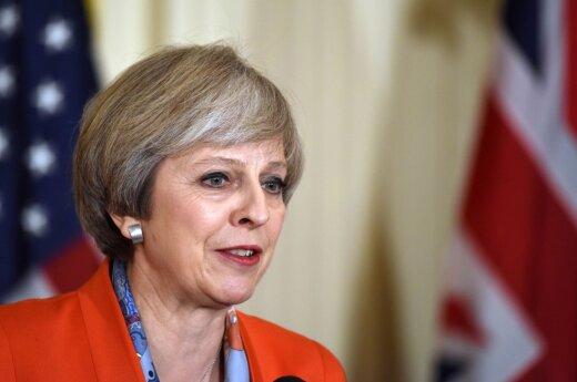 Jungtinės Karalystės išstojimo iš ES procesas prasidės jau kitą savaitę