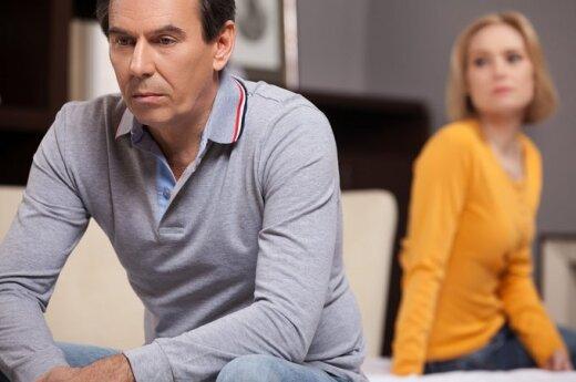Laimingos moters paslaptys: kaip pakelti savo vyrą nuo sofos