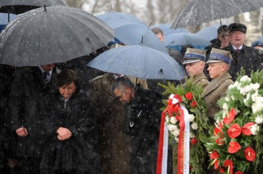 Polsko – rosyjska kłótnia o pomnik
