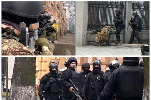Опубликовано новое ВИДЕО стрельбы силовиков в людей на Майдане
