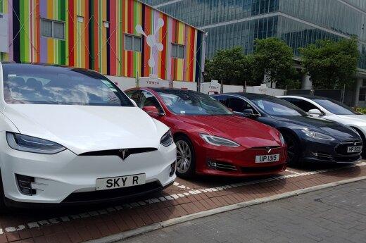 Ar elektromobiliai taps panacėja nuo aplinkos taršos?