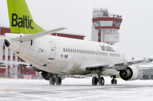 Estonian Air: airBaltic распространяет слухи