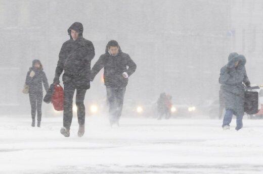 Zimowa pogoda w pierwszym tygodniu grudnia