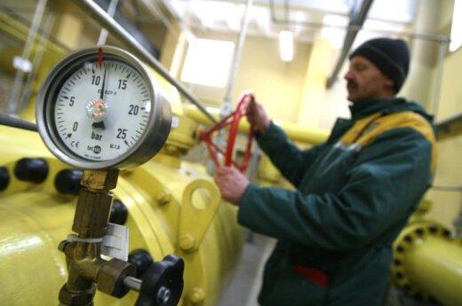 Секмокас: переговоры о газе могут быть лишь трехсторонними – Литва, Россия и ЕК
