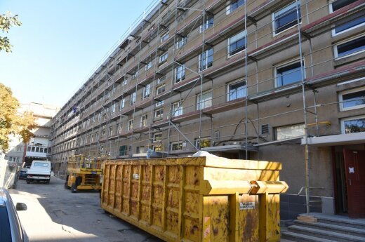 Over 1,000 apartment buildings got energy efficiency upgrades in five years