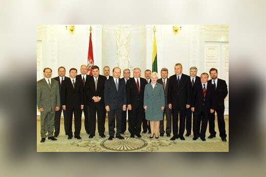 Dešimtoji vyriausybė