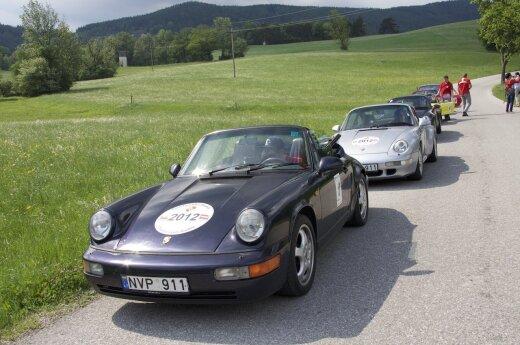 """""""Porsche"""" savininkai – apie ypatingoms progoms skirtus savo automobilius"""
