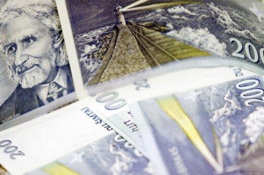 Самая большая зарплата в Литве – больше 180 000 литов в месяц